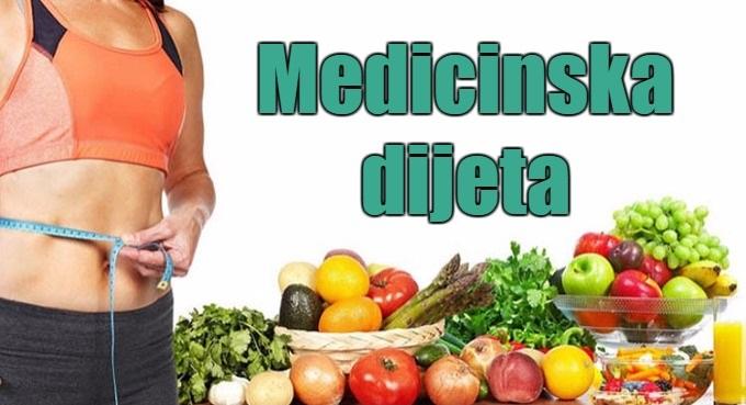 medicinska dijeta pravila